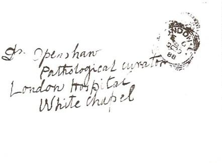 Openshaw envelope