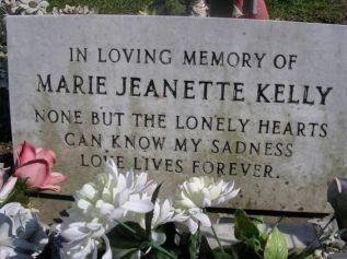Kelly grave
