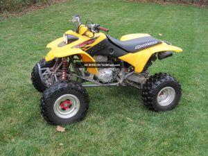 2002 Honda Sportrax 400 Ex