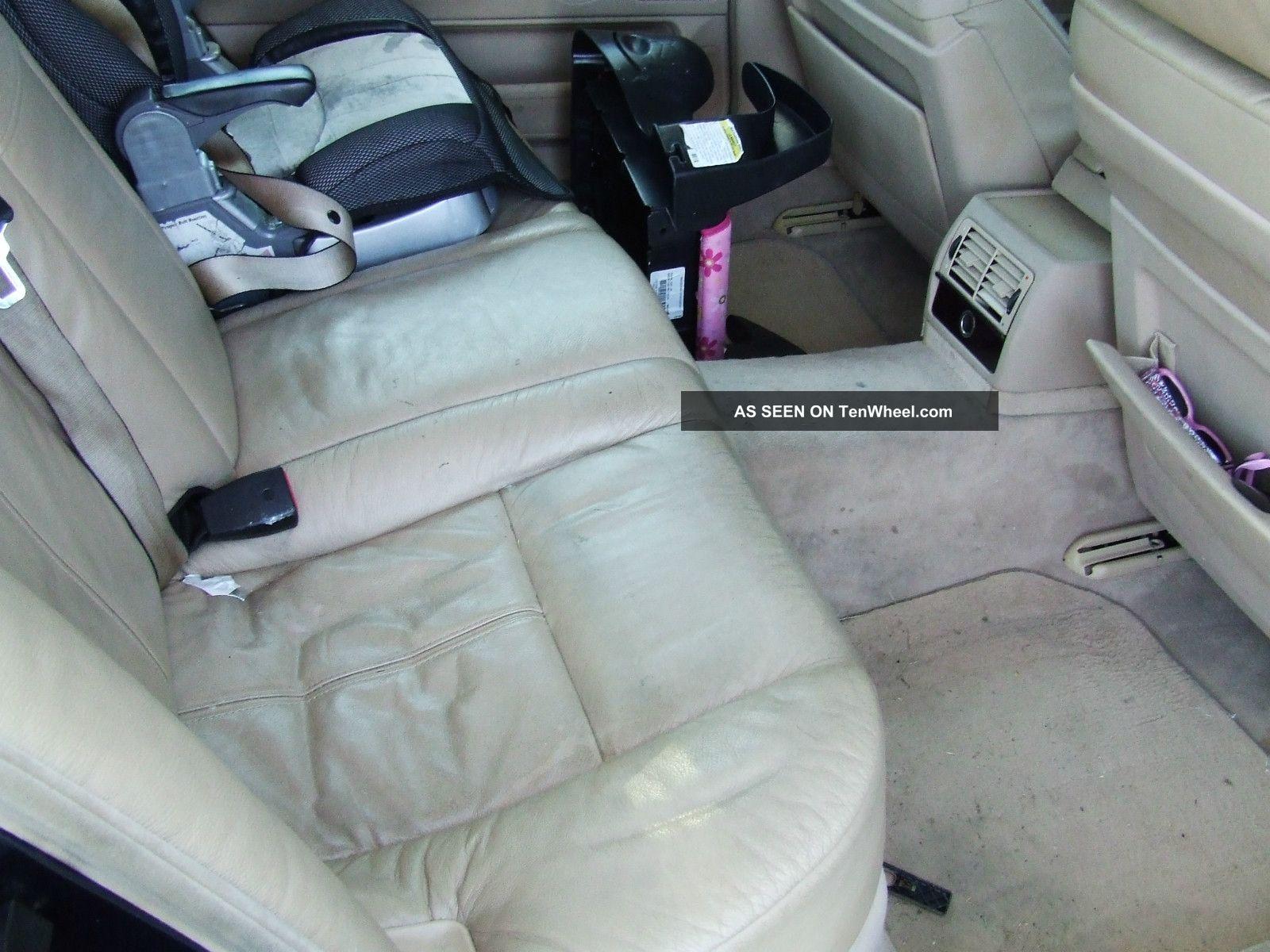 2001 Hyundai Elantra Gls Tan