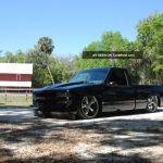 1988 Chevrolet Silverado 1500 Bagged Lowered Custom Hotrod Custom Paint