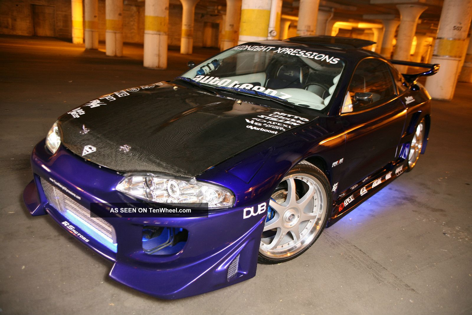 1998 Gst Dr Mitsubishi Mitsubishi Eclipse 2 1998 Turbo Gst Eclipse