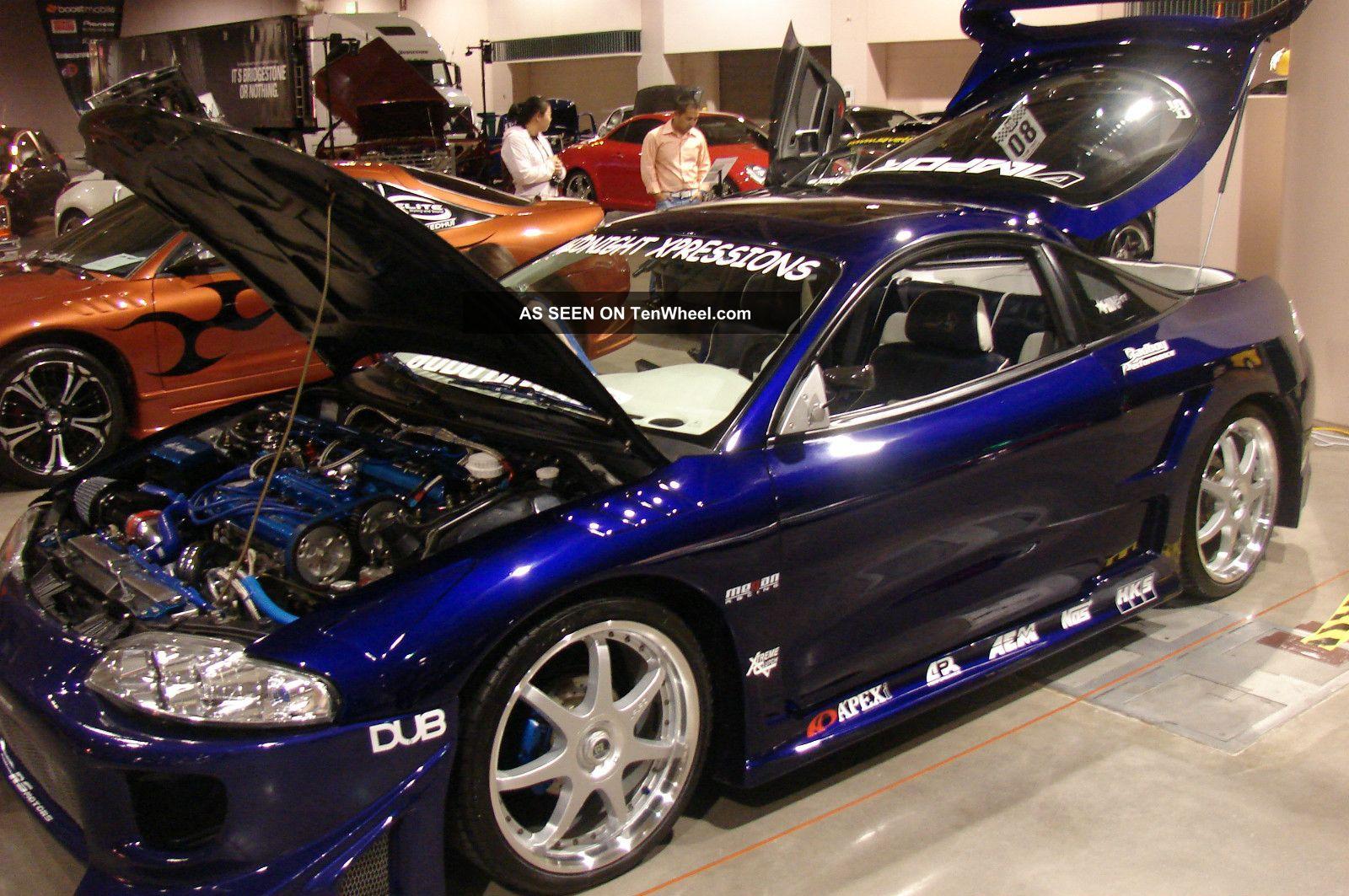 2 1998 Gst 1998 Turbo Eclipse Eclipse Gst Mitsubishi Mitsubishi Dr