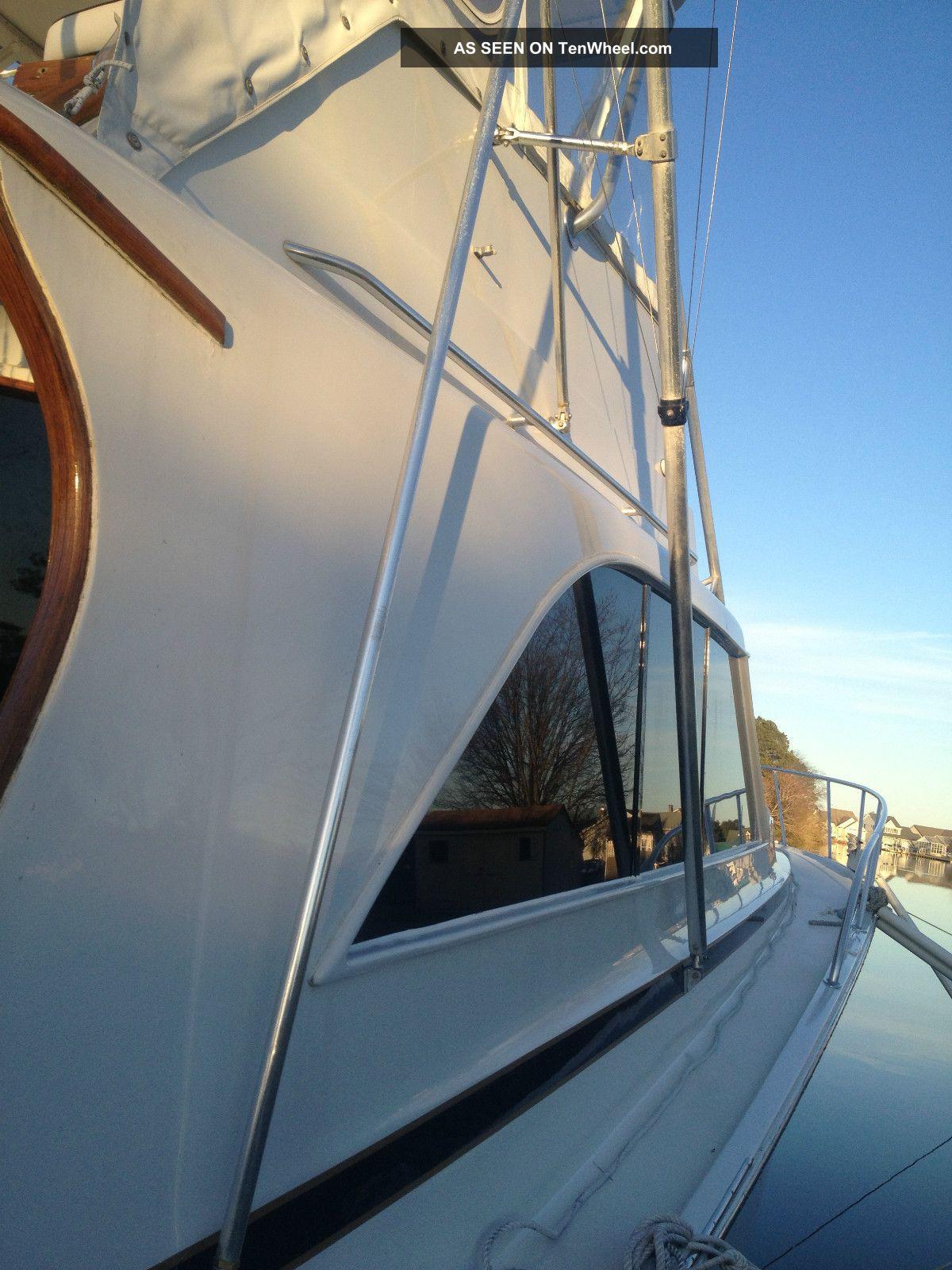 1983 Ocean Yachts 46 Foot Sport