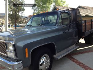 Chevrolet Ton Dually Flatbed Truck Pictures
