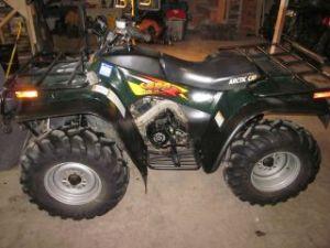 Powersports  ATVs Web Museum