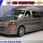 Chevrolet Express Explorer Conversion Van High Top 2013 Full