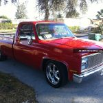 Completely 1985 Chevy Pickup Truck 400 Small Block Chevy Engine Com