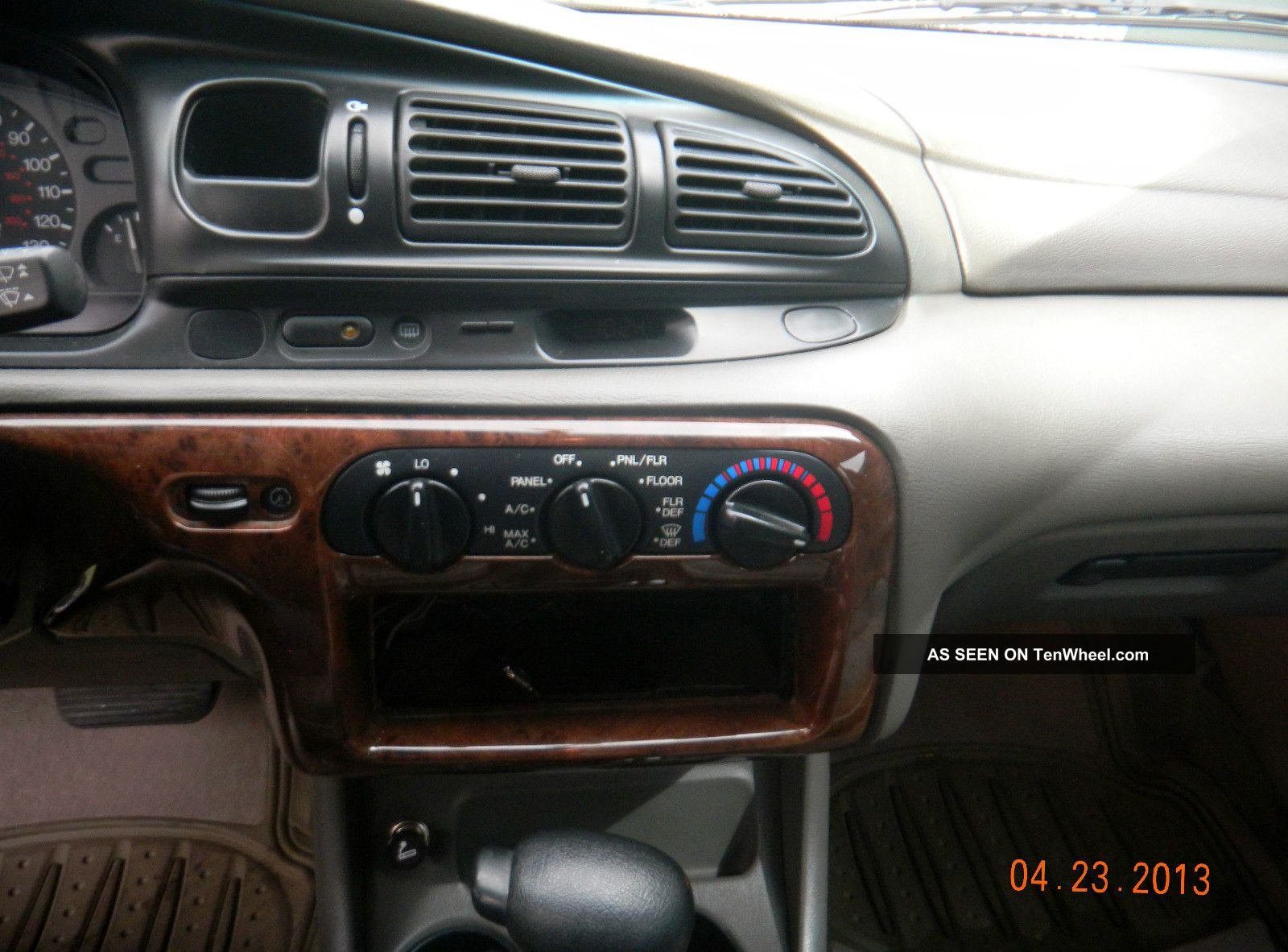 1998 Nissan Altima Gxe Mpg