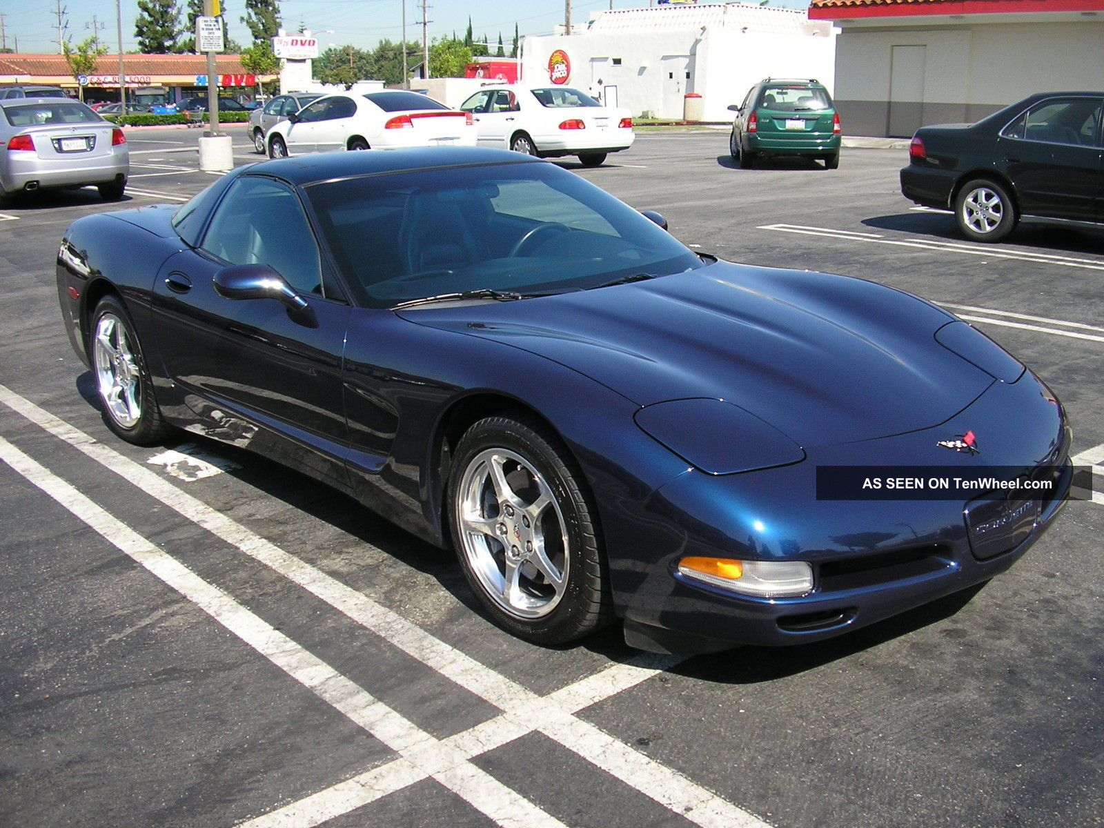 2000 Corvette Coupe, C5, Manual Trans, Heads Up Display
