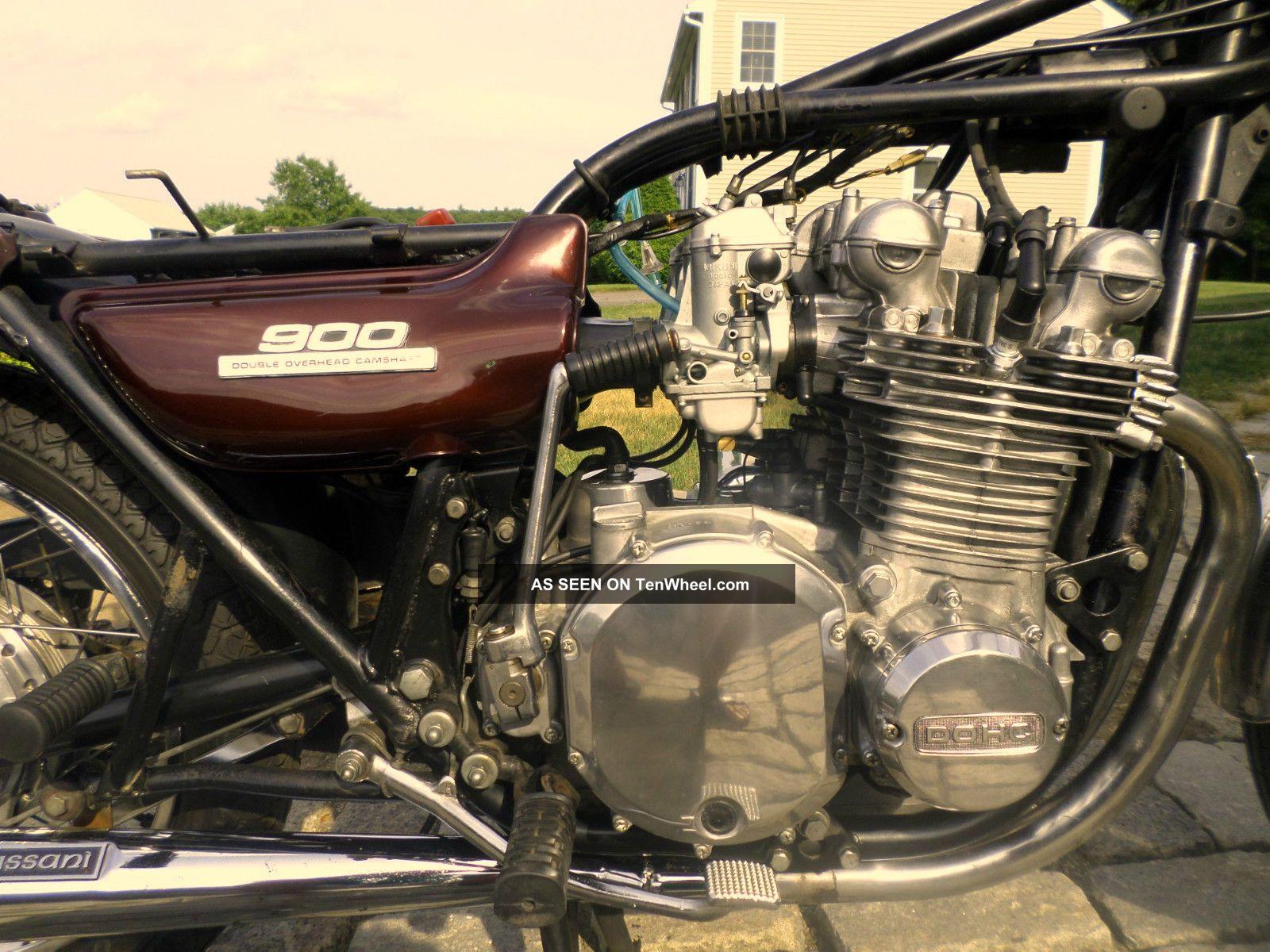 Kawasaki Kz900 Z1 Kz Kz Z1r Mkii H1 H2