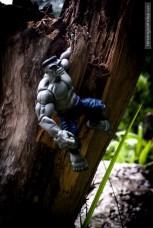 hulk hanging