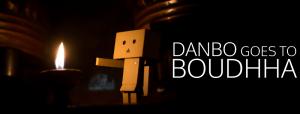 danbo goes to boudhha