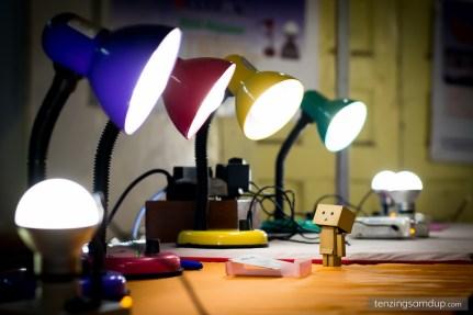 lamps danbo