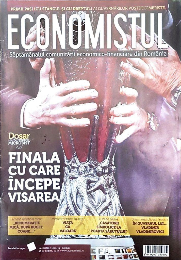Teodor Burnar portofoliu alte colaborari Economistul_Pag_1