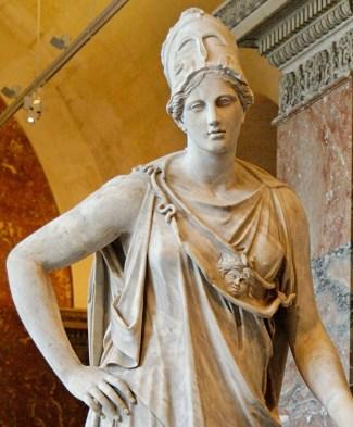 Athena Louvre