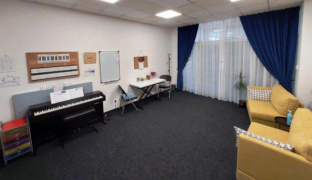 музикална школа Теофила