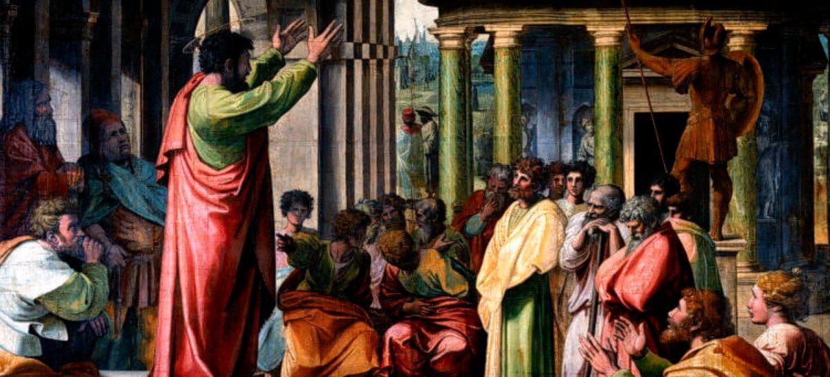 A chegada imprevista de Paulo em Atenas | Teologia Brasileira