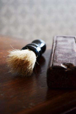 Mathew's (Anne of Green Gables) shaving kit