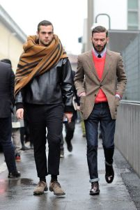 Monsieur Jerome, Milan Fashion Week