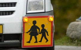 الأطفال في حركة المرور