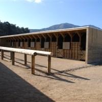 Diseñar la casa de un caballo
