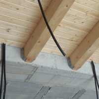 Diario de obra: los encuentros con la estructura de madera