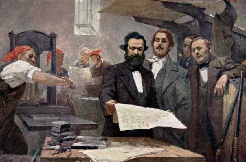 Karl Marx: uma vida a serviço da classe operária