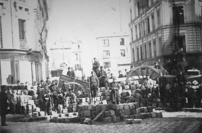 Lições históricas da Comuna de Paris: Uma antecipação de ditadura revolucionária do proletariado