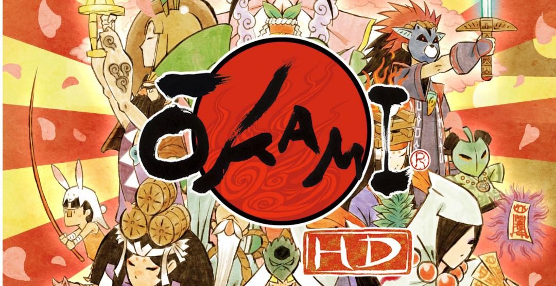 VIDEOJUEGOMICRON: Okami:  De la religión al videojuego