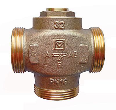 Термосмесительный клапан HERZ TEPLOMIX DN 25 фото