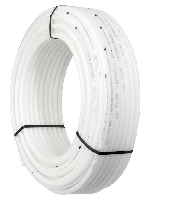 Труба для теплого пола белая Firat PE-Xb 16х2.0 с кислородным барьером фото