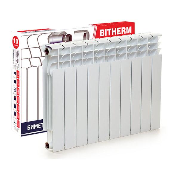 Радиатор секционный BITHERM 100 Bimetal-500L (BT0002)