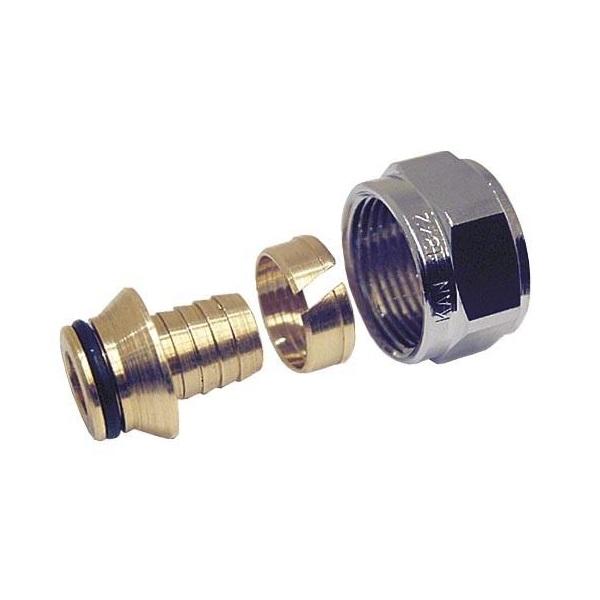 Соединитель конусный KAN-therm 18×2,5 G3/4″ для труб PE-RT и PE-Xc фото