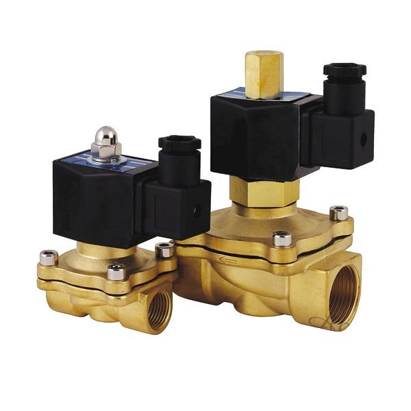 Клапан соленоидный AquaWorld NC 2W400-40-S 220В норм. закрыт фото