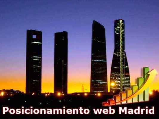 posicionamiento web madrid