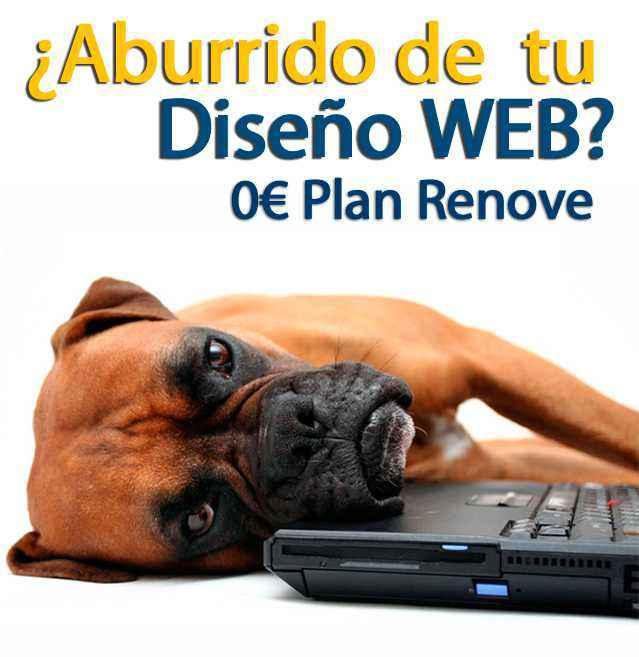 Actualiza, rediseña  y moderniza tu página web! 1