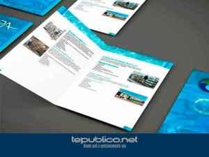 Diseño e impresión de Dípticos 3
