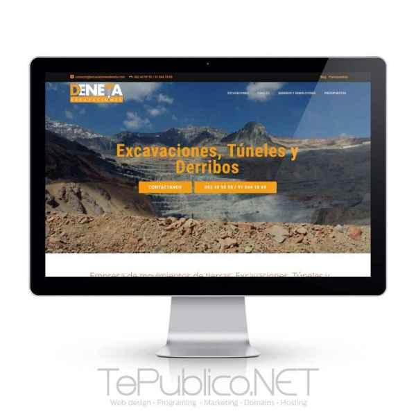 Diseño Web Cambre 4