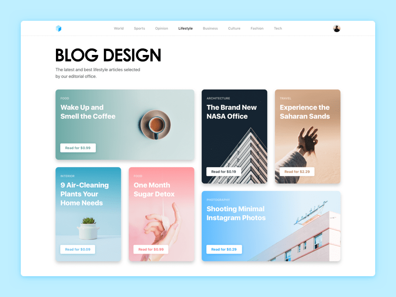 Diseño Web Avila 2