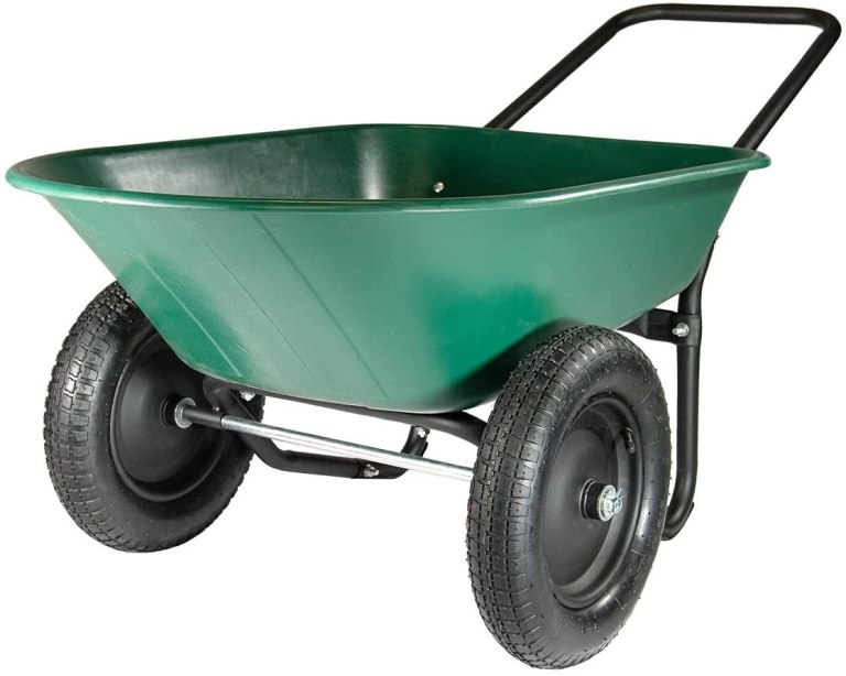 Marathon Yard Rover Wheelbarrow