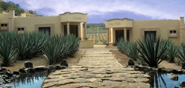 Hacienda Tequilera Casa Noble
