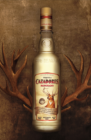 Tequila Cazadores Reposado Review by Steve Coomes (1/2)