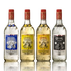 Tequila Tapatio Collection