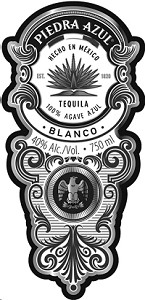 piedra azul, blanco, tequila, sipping off the cuff