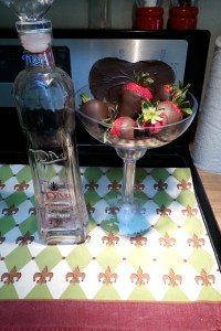 diva tequila, tequila, strawberries, chocolate, pairing, tequila distilleries