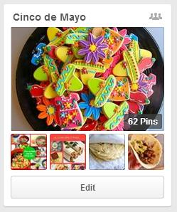cinco board, Cinco de Mayo