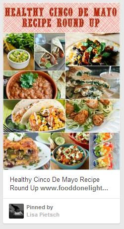 cinco healthy, Party Foods, healthy