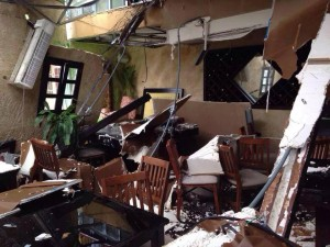 Jessica's Journey Interrupted Due to Hurricane Odile (6/6)