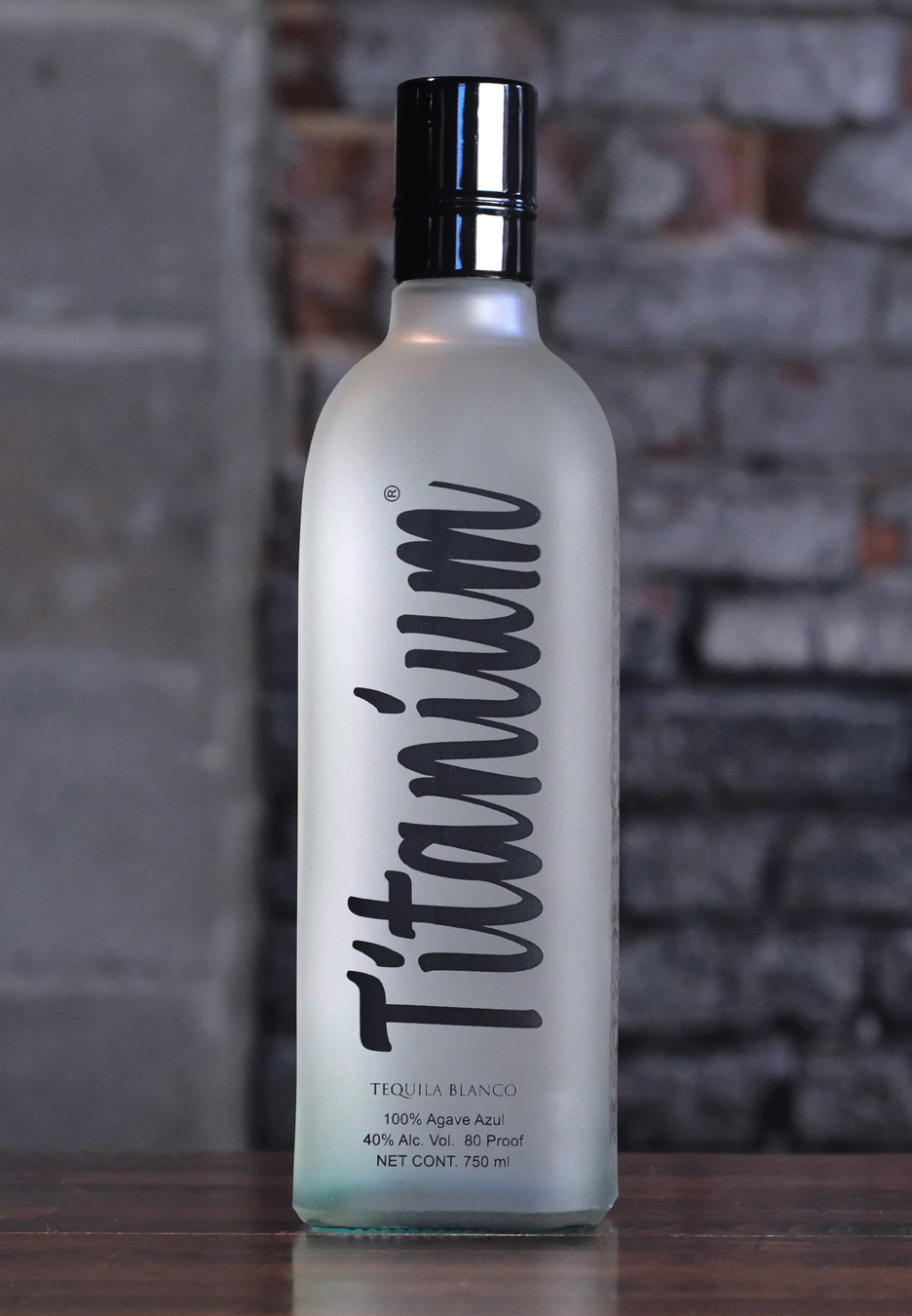 Titanium Tequila: Luxury Attained